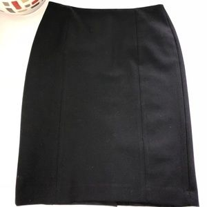Talbots Skirts - Talbots Black Lined Skirt